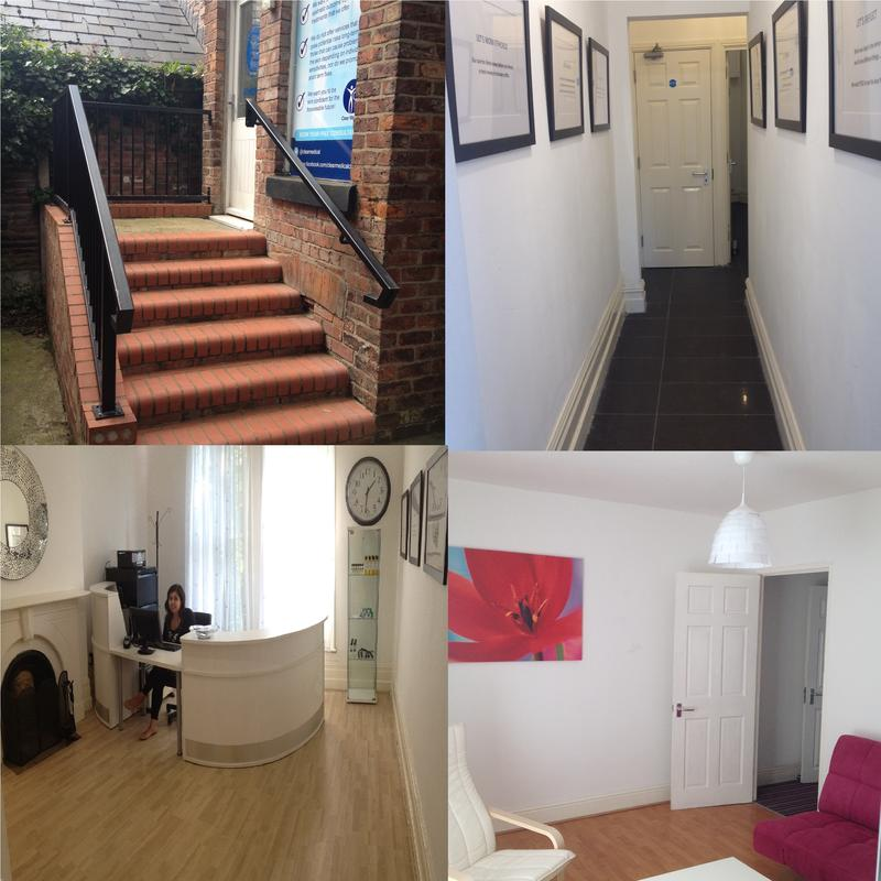Therapy Rooms To Rent Manchester City Centre